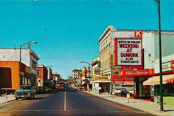 Downtown 1960's