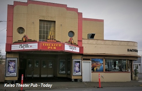 Kelso Theater Pub - Today