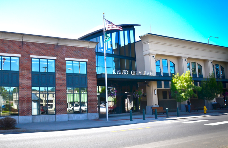 kelso city hall