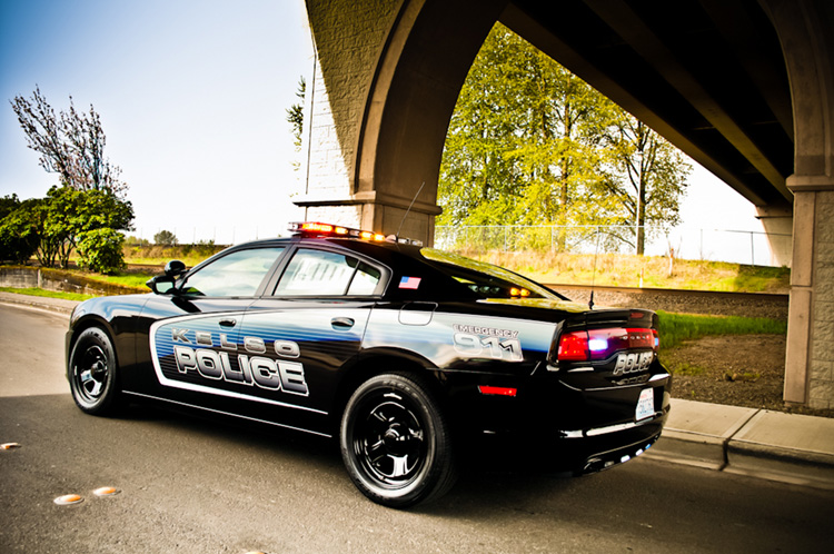 kelso police car